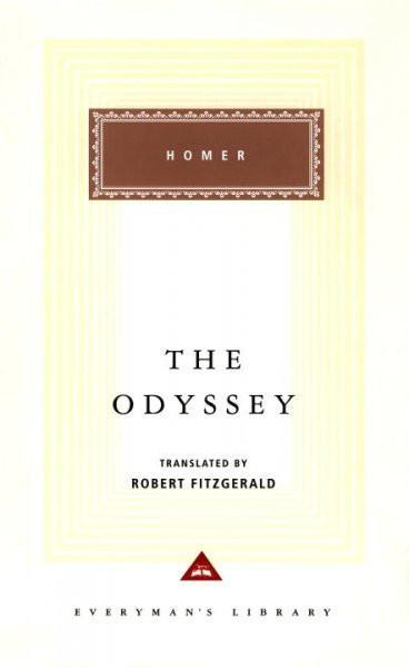 The Odyssey (Everyman's Library (Cloth))