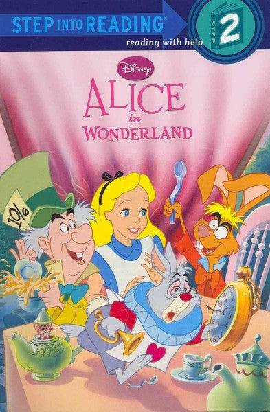 Alice in Wonderland (Step Into Reading. Step 2)