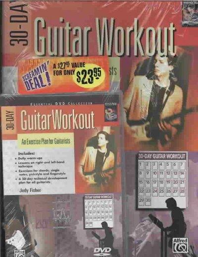 30-Day Guitar Workout: An Exercise Plan for Guitaritsts (30-day`)