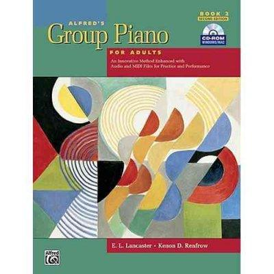 Alfred's Group Piano for Adults: Book 2 (Alfred's Group Piano for Adults)