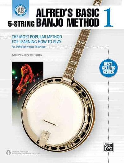 Alfred's Basic 5-string Banjo Method (Alfred's Basic Banjo Method)