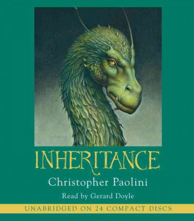 Inheritance (The Inheritance Cycle)