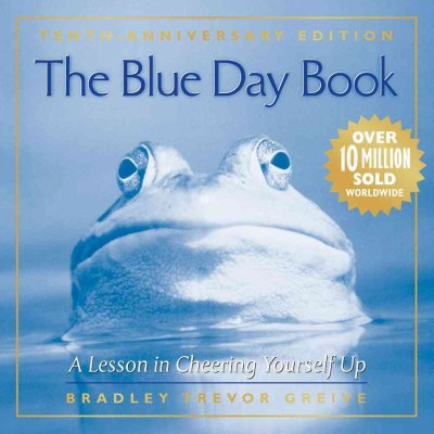 The Blue Day Book: A Lesson in Cheering Yourself Up