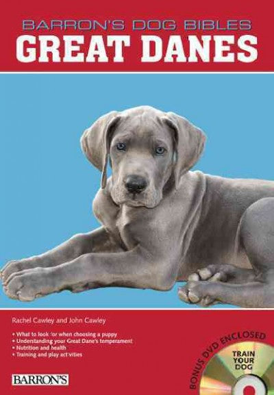 Great Danes (Barron's Dog Bibles)