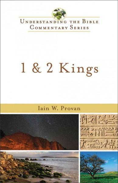 1 and 2 Kings (New International Biblical Commentary - Old Testament Series)