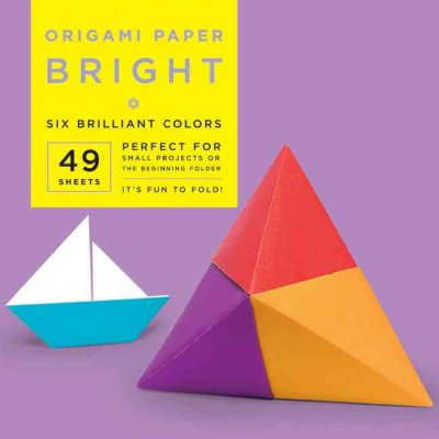 "Origami Paper Bright 6"""" 49 Sheets"