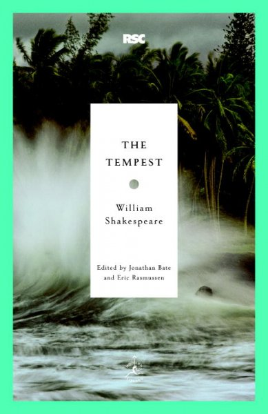 The Tempest (Modern Library Classics)