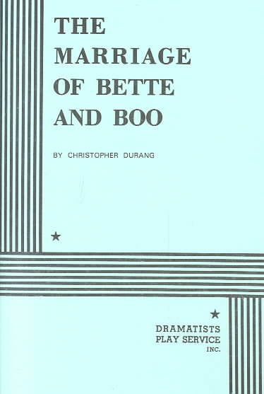 The Marriage of Bette and Boo