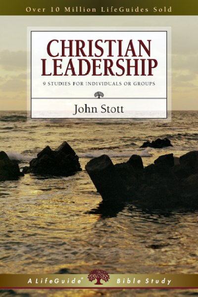 Christian Leadership: 9 Studies for Individuals or Groups (Lifeguide Bible Studies)