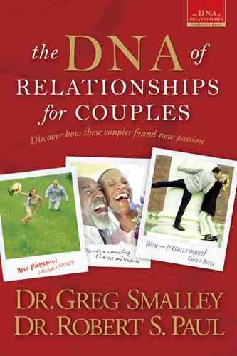 The DNA of Relationships for Couples (Smalley Franchise Products): The DNA of Relationships for Couples