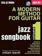 A Modern Method for Guitar: Guitar: Jazz Songbook