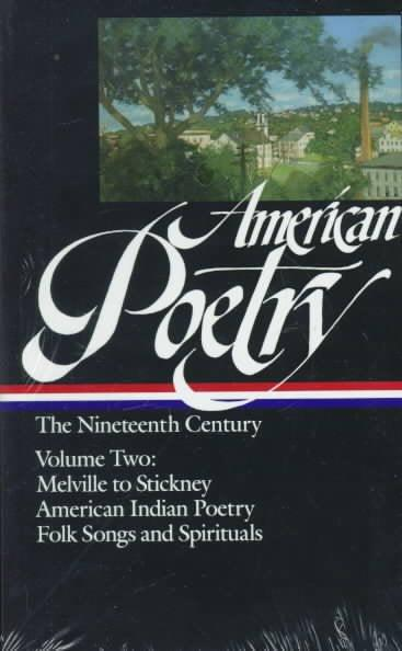American Poetry: The Nineteenth Century