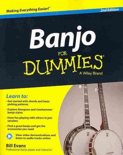 Banjo for Dummies (For Dummies (Sports & Hobbies))
