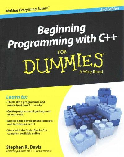Beginning Programming With C++ for Dummies (For Dummies)