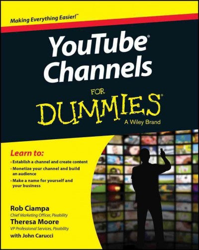Youtube Channels for Dummies (For Dummies)