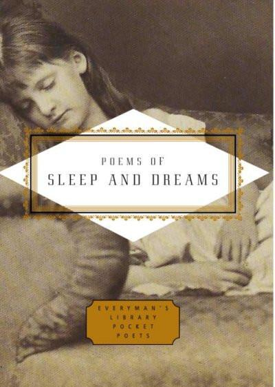 Poems of Sleep and Dreams (Everyman's Library Pocket Poets)