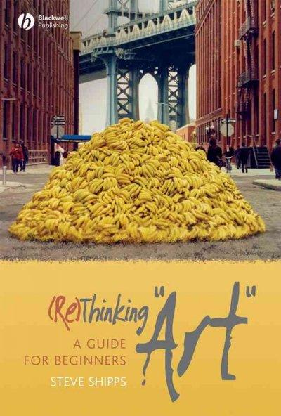 "(Re)thinking """"Art"""""