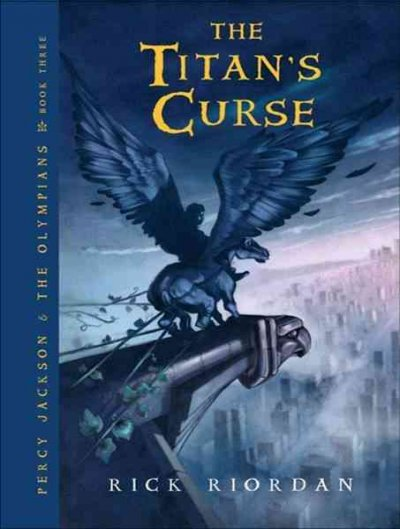 The Titan's Curse (Percy Jackson and the Olympians)