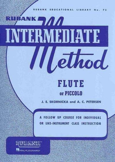 Rubank Intermediate Method - Flute or Piccolo (Rubank Educational Library)