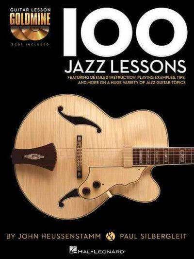 100 Jazz Lessons (Guitar Lesson Goldmine)