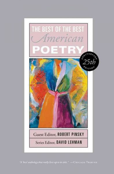 The Best of the Best American Poetry (The Best of the Best)