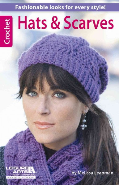 Hats & Scarves: Crochet