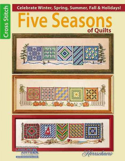 Five Seasons of Quilts
