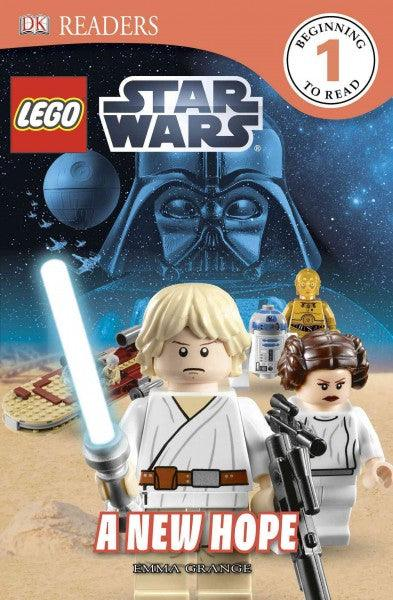 A New Hope (DK Readers. Lego)