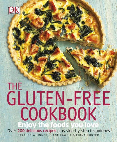 The Gluten-Free Cookbook: Enjoy the Foods You Love: The Gluten-Free Cookbook