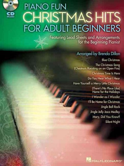 Piano Fun Christmas Hits for the Adult Beginner (Piano Fun)