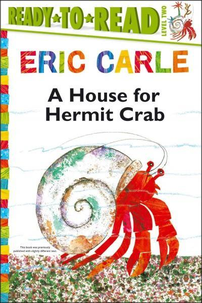 A House for Hermit Crab (Ready-to-Read. Level 2)