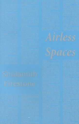 Airless Spaces (Semiotext(e) / Native Agents)