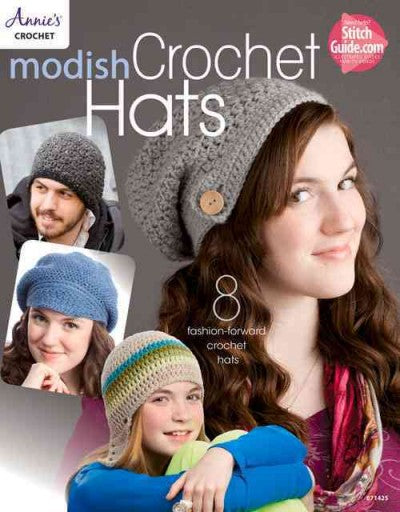 Modish Crochet Hats