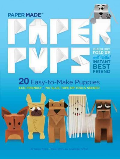 PaperMade Paper Pups