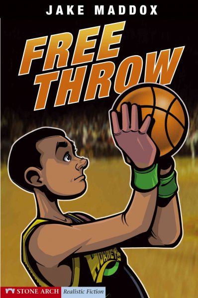 Free Throw (Jake Maddox)