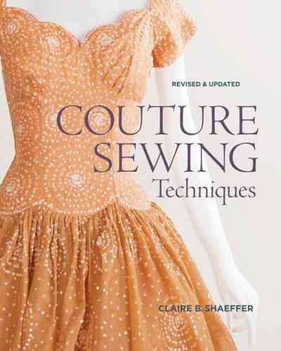 Couture Sewing Techniques | Affordablebookdeals