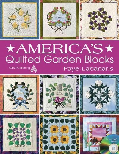 America's Quilted Garden Blocks
