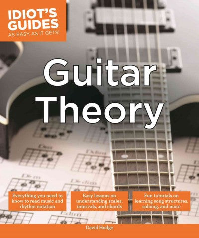 Idiot's Guides Guitar Theory (Idiot's Guides)