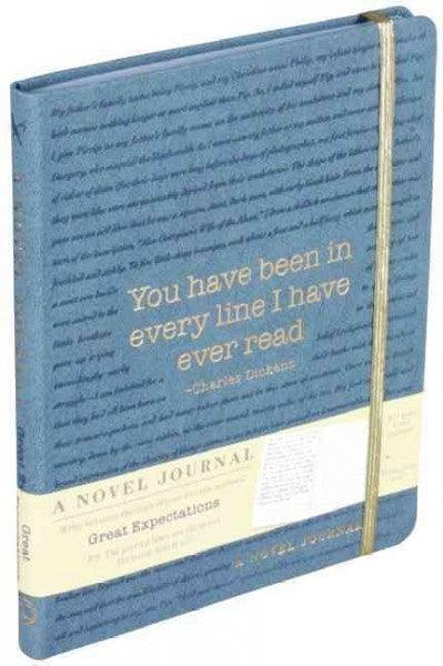 A Novel Journal - Great Expectations (Canterbury Classics): A Novel Journal - Great Expectations (A Novel Journal)
