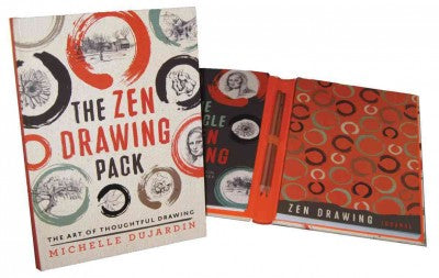 Zen Drawing: The Art of Thoughtful Drawing