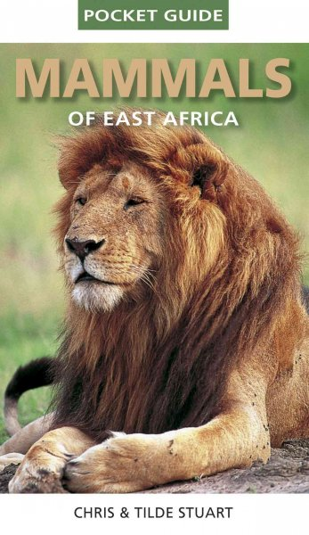 Pocket Guide Mammals of East Africa (Pocket Guide)