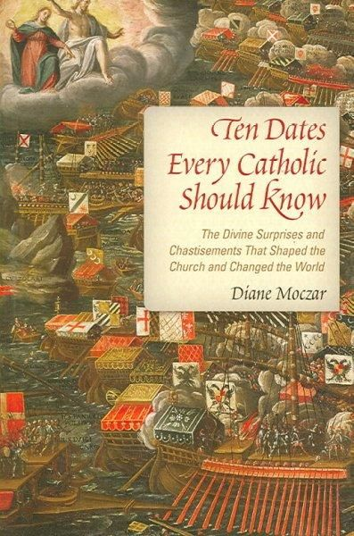 Ten Dates Every Catholic Should Know: The Divine Surprises And Chastisements That Shaped the Church And Changed the World