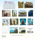 Spirit: The Paintings of Robert Bissell 2021 Wall Calendar