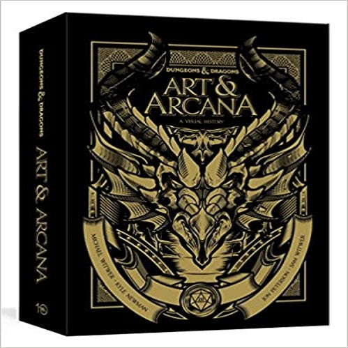 Dungeons & Dragons Art & Arcana [special Edition, Boxed Book & Ephemera Set]: A Visual History ( Dungeons & Dragons )