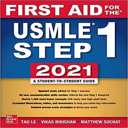 First Aid for the USMLE Step 1 2021, Thirty First Edition (31ST ed.)