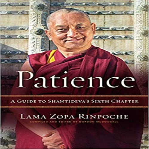 Patience: A Guide to Shantideva's Sixth Chapter