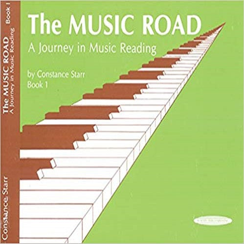 The Music Road, Bk 1: A Journey in Music Reading ( Music Road: A Journey in Music Read