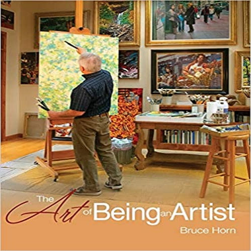 The Art of Being an Artist