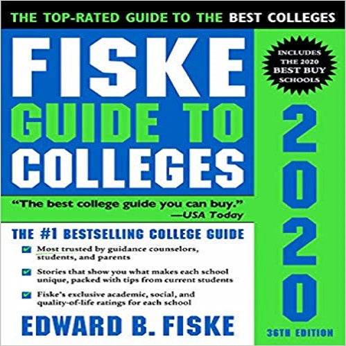 Fiske Guide to Colleges 2020 (Revised) (36TH ed.)