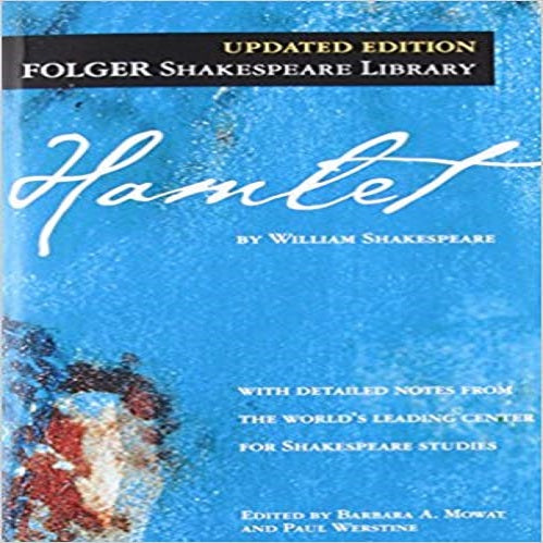 Hamlet (The New Folger Library Shakespeare)